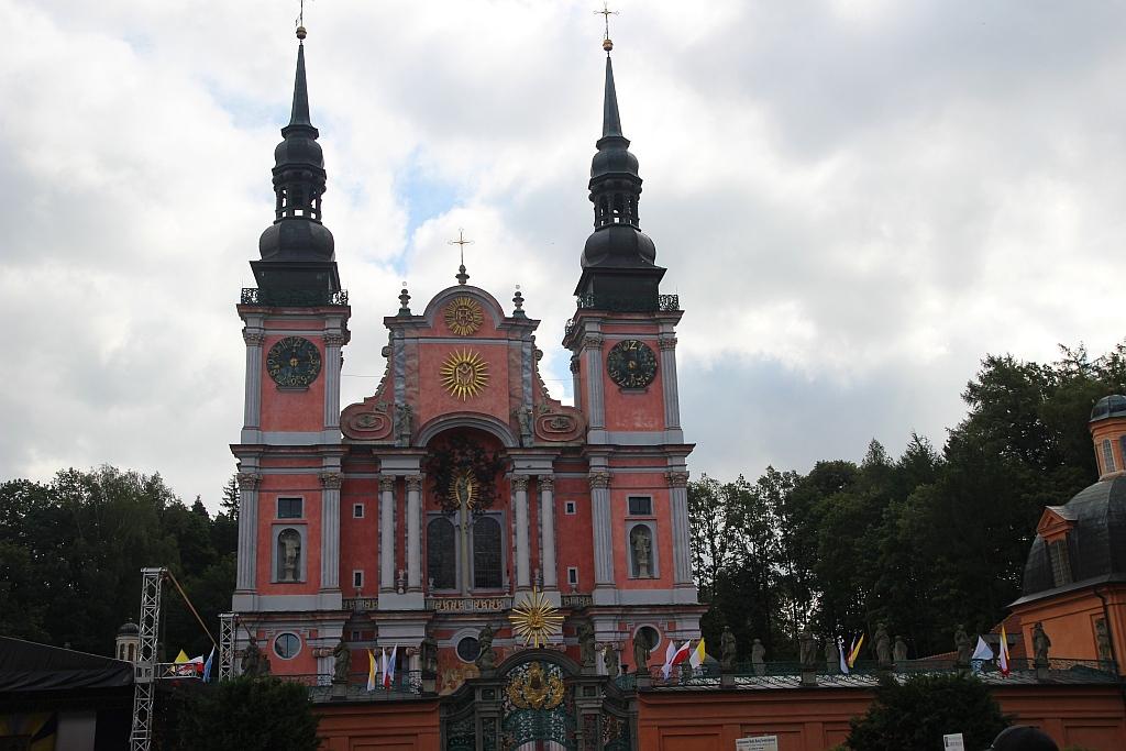 święta Lipka Sanktuarium Maryjne O Jezuici Odpust
